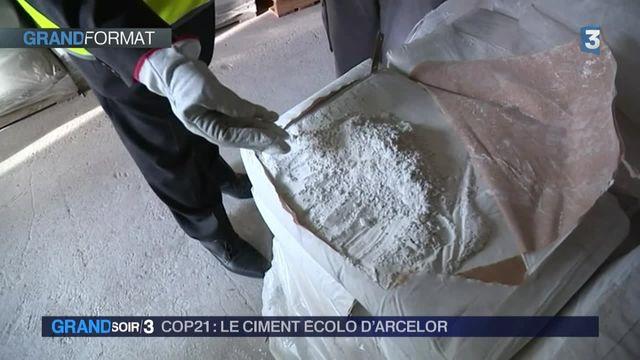 COP21 : le ciment écolo d'ArcelorMittal