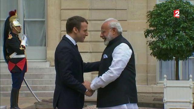 Accord de Paris : la France et l'Inde défient Donald Trump sur le climat