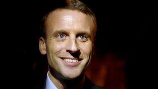 Emmanuel Macron (2017)  (Loïc Venance/AFP)