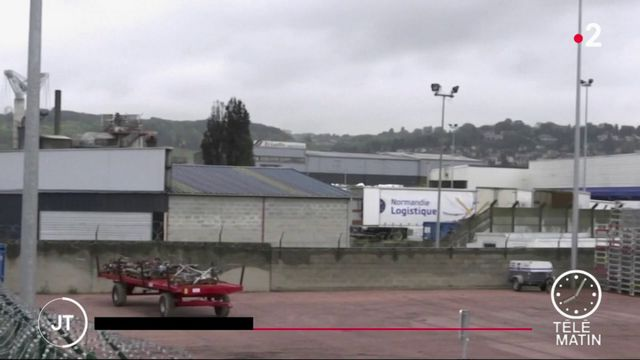 Incendie de l'usine Lubrizol à Rouen : un départ de feu extérieur au site ?