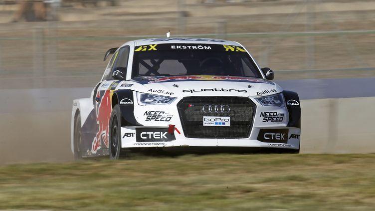 Mattias Ekström (Audi)  (JOAN VALLS / NURPHOTO)