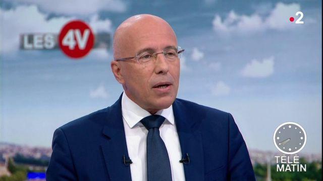 """Doigt d'honneur à Saint-Martin : """"C'est la France qui est abîmée"""", déclare Ciotti (LR)"""