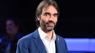 Cédric Villani, le 10 mars 2020, à Paris. (CHRISTOPHE ARCHAMBAULT / POOL)
