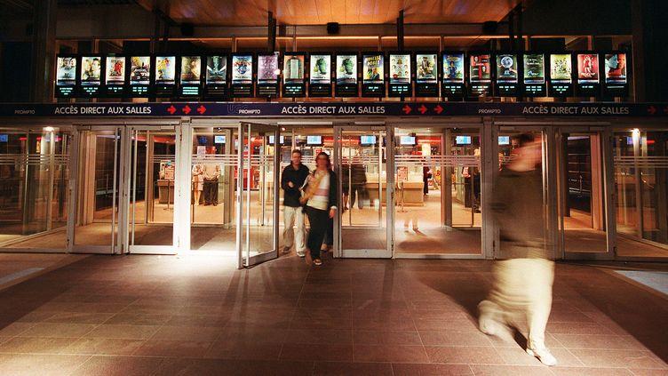 Cinéma parisien  (PF.Colombier/AFP)