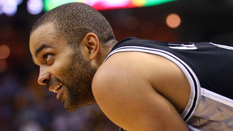Tony Parker (RONALD MARTINEZ / GETTY IMAGES NORTH AMERICA)