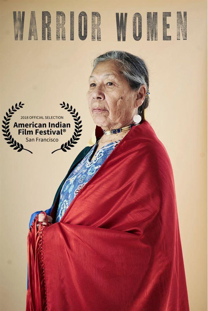 Affiche du film Warrior Women, réalisé parElizabeth Castle, Christina D. King. (Lardux Films)