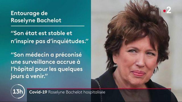 Covid-19 : Roselyne Bachelot hospitalisée, Elisabeth Borne sortie