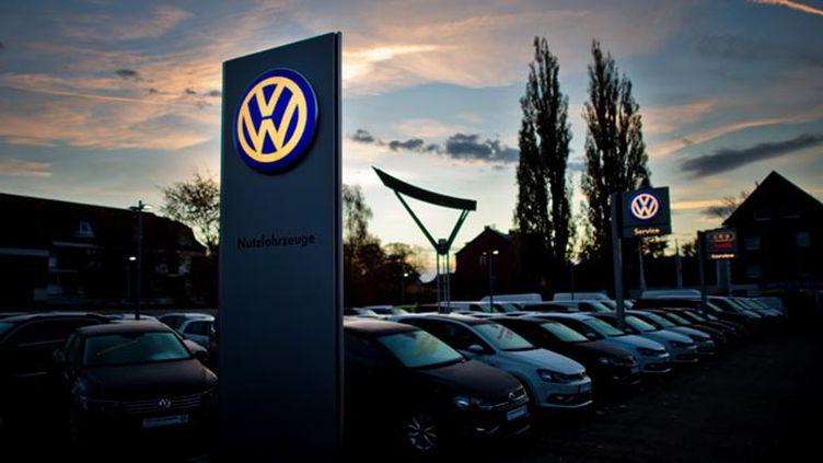 (Un site a été ouvert à Paris pour rassembler les plaignants de l'affaire Volkswagen © MaxPPP)