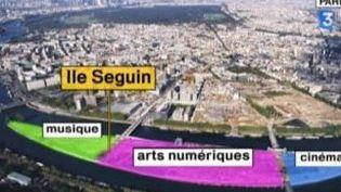 L'ile Seguin, horizon 2017  (Culturebox)