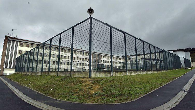 Le centre de détention d'Ecrouves. Photo d'illustration. (PATRICE SAUCOURT / MAXPPP)