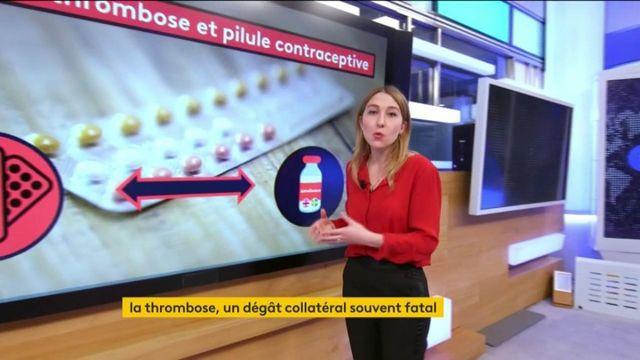 pilule thrombose