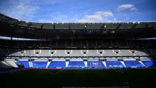 Le Stade de France, à Saint-Denis (Seine-Saint-Denis), le 7 septembre 2020. (FRANCK FIFE / AFP)