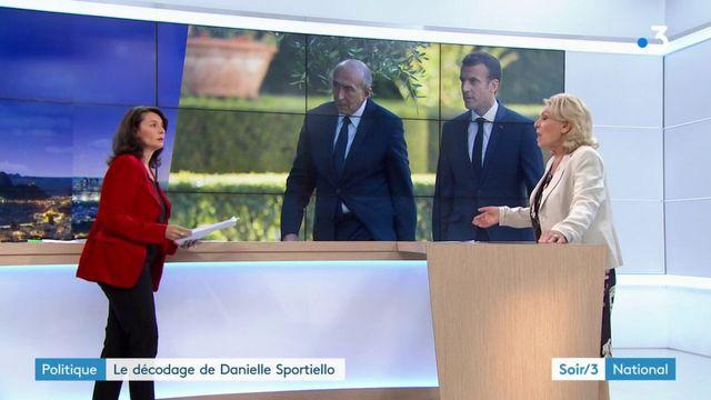 Affaire Benalla : première réaction de Macron lors d'une réunion de crise