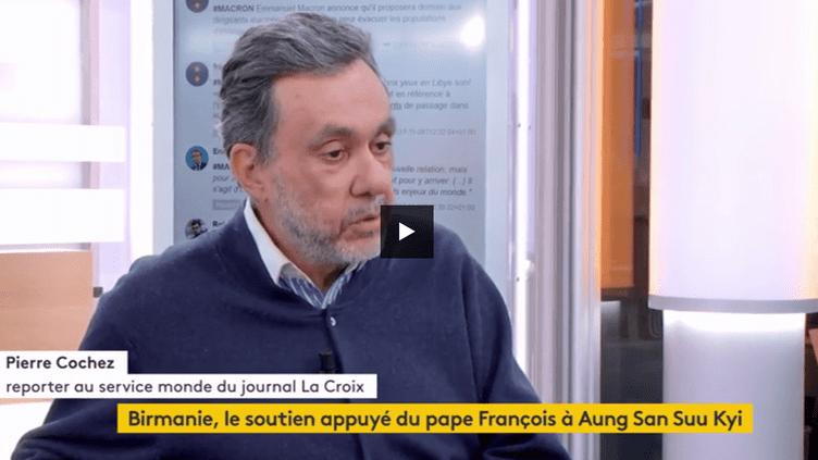 Pierre Cochez (FRANCEINFO)