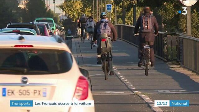 Transports : les Français sont accros à la voiture