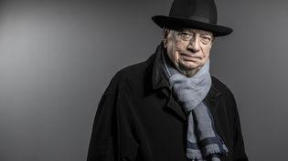 Hervé Bourges, grande figure des médias, décédé le 23 février 2020. (JOEL SAGET / AFP)