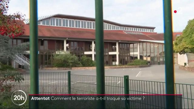 Professeur assassiné : comment le terroriste a-t-il traqué sa victime ?
