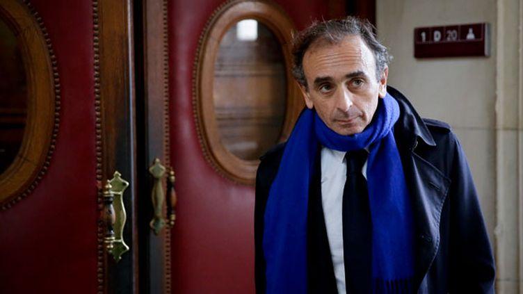 (Eric Zemmour écope de 3.000 euros d'amende pour provocation à la haine envers les musulmans. © Maxppp)