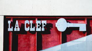 Le cinéma La Clef à Paris en novembre 2019. (UGO PADOVANI / HANS LUCAS)