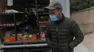 Corse : à la rencontre d'un marchand ambulant, pour les anciens des villages (FRANCE 2)