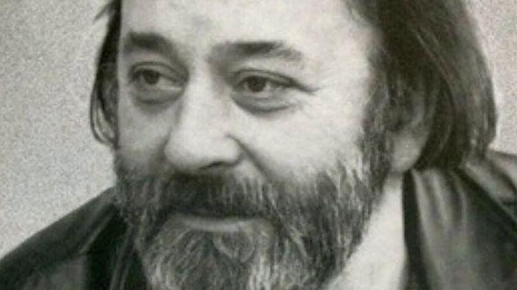 """Détail de la pochette du disque """"Berger de paroles"""" de Marc Ogeret.  (Granit)"""