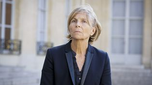 Marielle de Sarnez, le 25 juin 2016 à Paris. (MAXPPP)