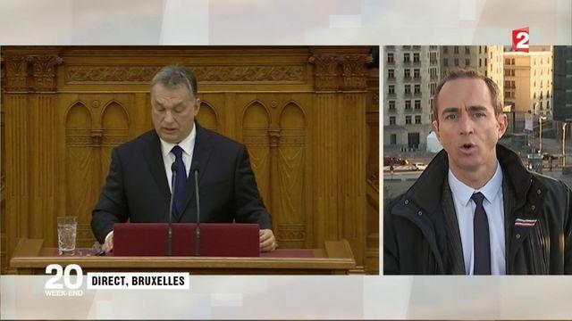 La Commission européenne lance une procédure contre la Hongrie