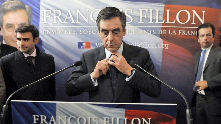 L'ancien Premier ministre François Fillon, le 27 novembre 2012. (MEHDI FEDOUACH / AFP)