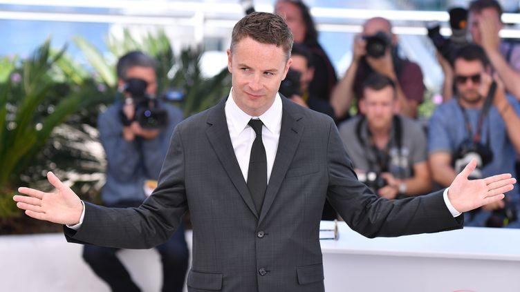 Le réalisateur danois Nicolas Winding Refn durant le festival de Cannes en 2016. (MUSTAFA YALCIN / ANADOLU AGENCY)