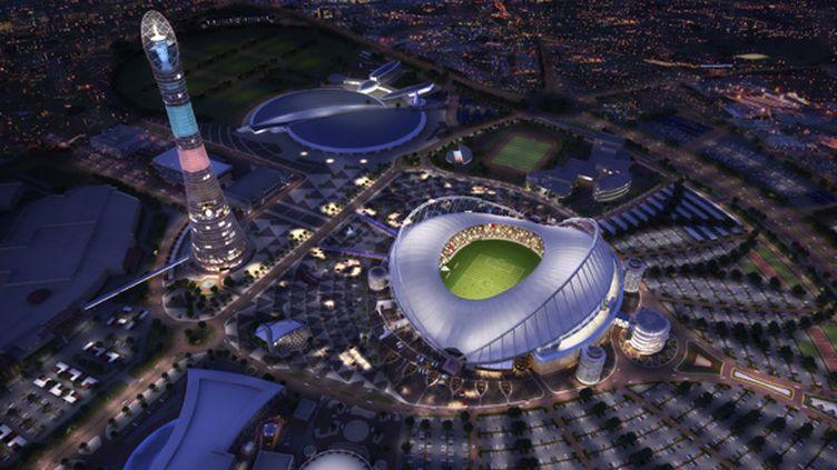 La Coupe du Monde 2022 se déroulera au Qatar.  (- / SUPREME COMMITTEE FOR DELIVERY)