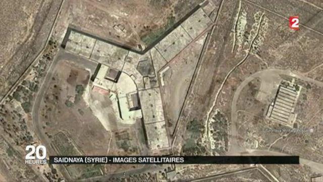 Syrie : Amnesty International révèle la pendaison de 13 000 personnes dans une prison