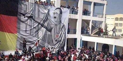 Fête de fin d'examens à Jendouba (Tunisie)