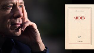 """Frédéric Verger est en bonne place pour un prix avec son roman """"Arden"""" (Gallimard)"""