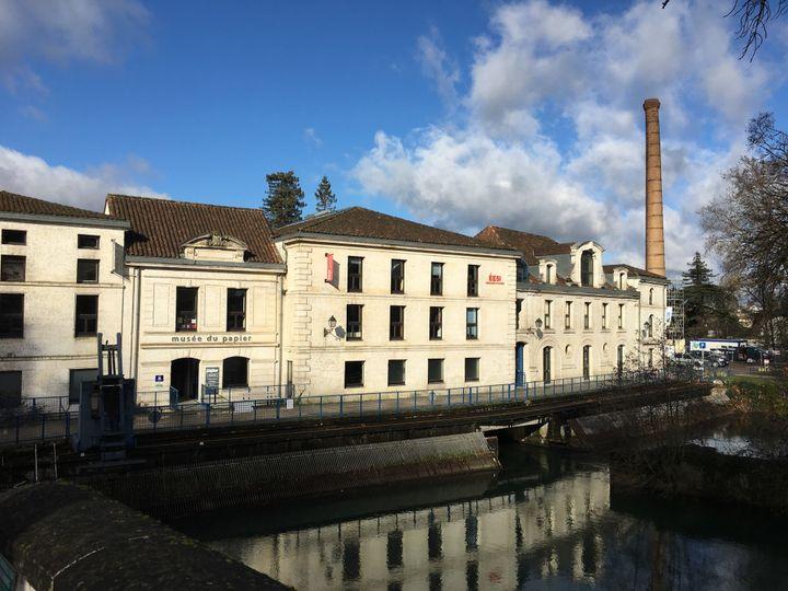 Musée du Papier et EESI, à Angoulême  (Laurence Houot - Culturebox)