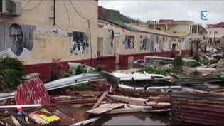 Irma (CAPTURE D'ÉCRAN FRANCE 3)