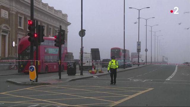 Attaque de Londres : l'assaillant avait déjà été condamné pour terrorisme