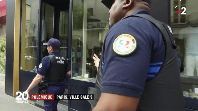 Polémique : Paris, ville sale ?