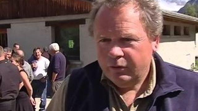 En Savoie, des éleveurs séquestrent le président du Parc de la Vanoise