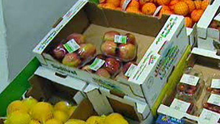 Produits issus de l'agriculture biologique (© France)