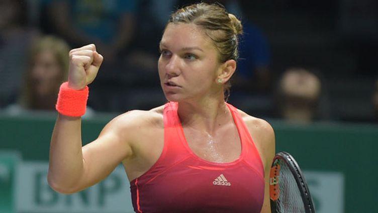 La joueuse roumaine Simona Halep