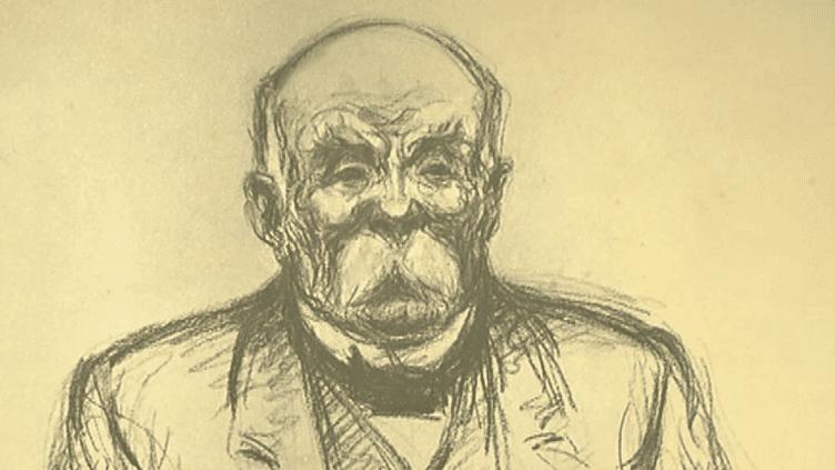 Un portrait de Georges Clemenceau appartenant au musée De Lattre-Clemenceau  (France 3 / Culturebox)