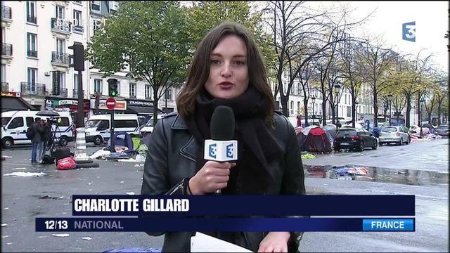 """Migrants à Paris : """"sans solution pérenne un nouveau campement pourrait voir le jour"""""""