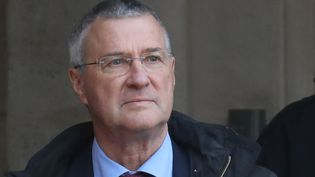 Patrick Strzoda, directeur de cabinet de l'Elysée (LUDOVIC MARIN / AFP)