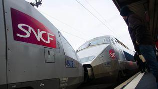 A la gare du Nord, à Paris, le 12 décembre 2015. (JOACHIM SAOULI / CITIZENSIDE.COM / AFP)