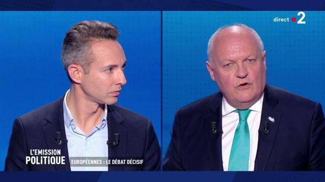 """Asselineau attaque le PCF et les partis """"qui ne servent à rien"""""""