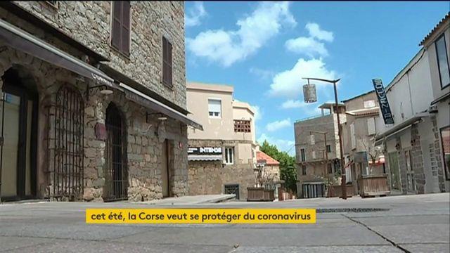 La Corse veut imposer des tests aux touristes pour se protéger du coronavirus