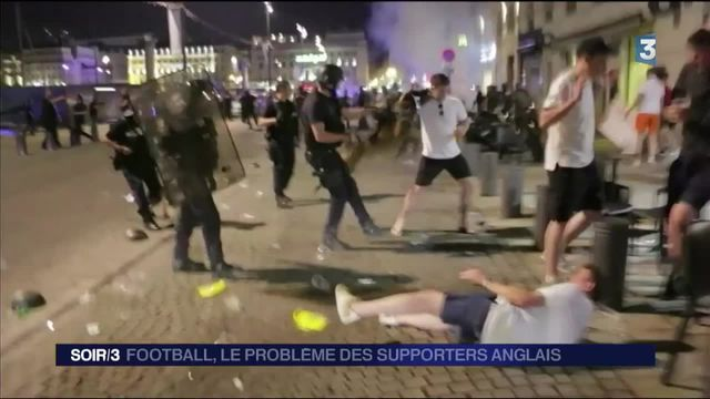 Euro 2016 : le problème des supporters anglais