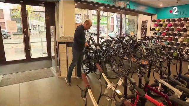 Industrie : la pénurie de pièces détachées frappe les fabricants de vélos