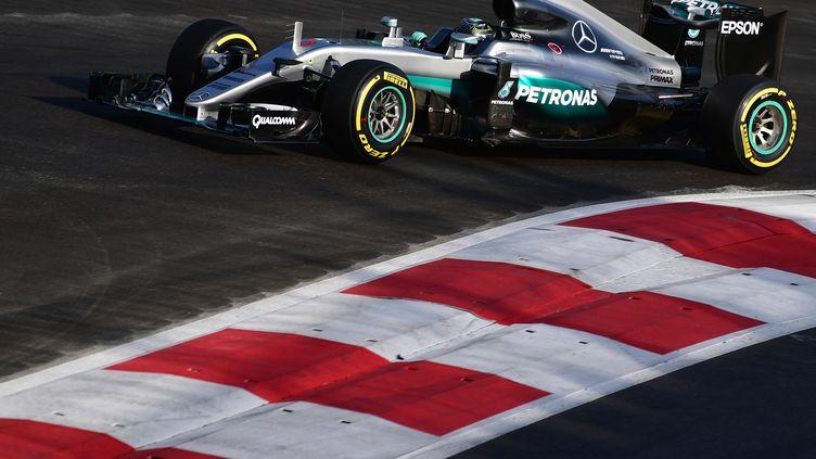 Nico Rosberg (Mercedes) (ANDREJ ISAKOVIC / AFP)