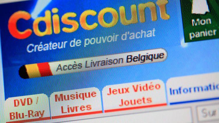Les fraudeurs sévissaient sur Cdiscount (photo illustration). (PHILIPPE TURPIN / MAXPPP)